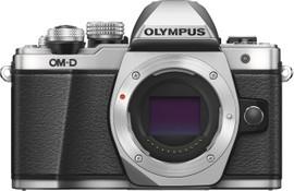 Olympus OM-D E-M10 Mk II body zilver
