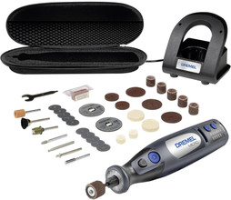 Dremel 8050 Micro + 35-delige accessoireset