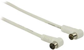 Valueline Coax Antennekabel Haaks 5 meter