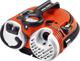 Black & Decker ASI500-QW 12V Compressor