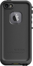 Lifeproof iPhone 5/5S/SE Fre Case Black