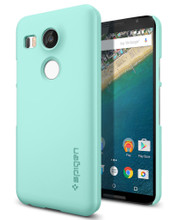 Spigen Thin Fit LG Nexus 5X Groen