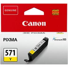 Canon CLI-571 Cartridge Geel (0388C001)
