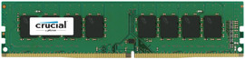 Crucial 8 GB DIMM DDR4-2133
