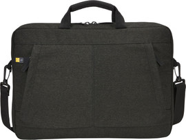 "Case Logic Huxton 15"" Attache Zwart"