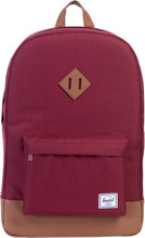 Herschel Heritage Windsor Wine/Tan PU