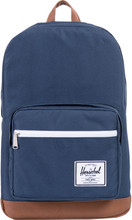 Herschel Pop Quiz Navy/Tan PU