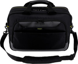 Targus City Gear 15,6'' Topload Laptoptas Zwart