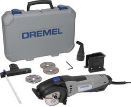 Dremel DSM20 + 7-delige accessoireset Precisiecirkelzaag