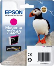 Epson T3243 Cartridge Magenta (C13T32434010)