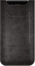 Agent 18 Leather Pocket Apple iPhone 6 Plus/6s Plus Zwart