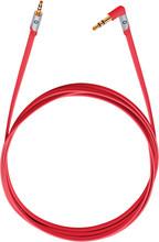Oehlbach i-Jack 2,5 mm Naar 3,5 mm Kabel 1,5 Meter Rood