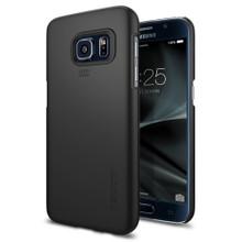 Spigen Thin Fit Samsung Galaxy S7 Zwart