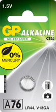 GP Alkaline Cell LR44