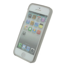 Xccess TPU Case Apple iPhone 5/5S/SE Grijs