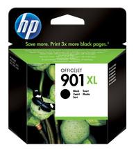 HP 901XL Officejet Inktcartridge (Zwart) CC654AE
