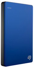 Seagate Backup Plus Slim 2 TB Blauw