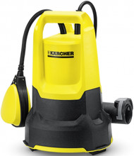 Karcher SP2 Flat Dompelpomp