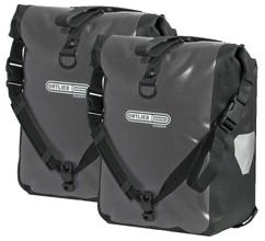 Ortlieb Sport-Roller Classic QL2.1 Asphalt/Black (paar)