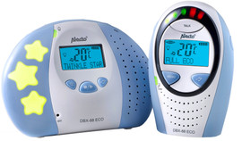 Alecto DBX-88 ECO Digitale DECT babyfoon
