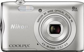 Nikon Coolpix A300 Zilver