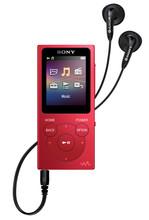 Sony NWE394 Rood