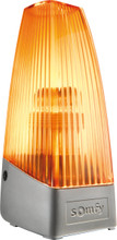 Somfy Oranje Lamp