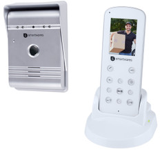 Smartwares Draadloze Video Intercom VD36W