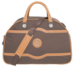 Delsey Châtelet Soft+ Cabin Duffle Bag 52 cm Brown