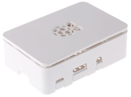 Raspberry Pi Case 3 B 2 B Wit