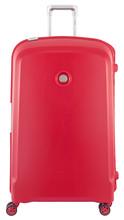 Delsey Belfort Plus 4 Wheel Trolley Case 82 cm Red