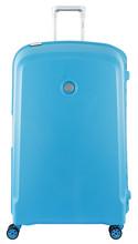 Delsey Belfort Plus Trolley Case 82 cm Lichtblauw