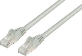 Valueline Netwerkkabel UTP CAT5e 15 meter Grijs