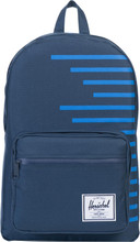 Herschel Pop Quiz Navy/Cobalt Stripes