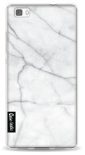 Casetastic Softcover Huawei P8 Lite White Marble