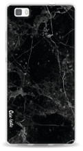 Casetastic Softcover Huawei P8 Lite Black Marble