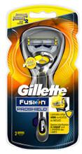 Gillette Fusion ProShield Scheermes geel + 1 extra mesje
