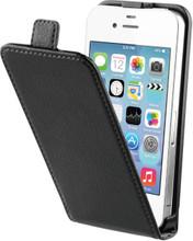 BeHello Flip Case Apple iPhone 4/4S Zwart