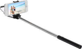 Ultron Selfie Stick Hot Shot Zwart