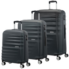 American Tourister WaveBreaker Set A 3 Stuks Night Shade