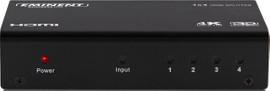Eminent 1 x 4 HDMI Splitter