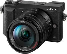 Panasonic Lumix DMC-GX80 + 14-140mm Zwart