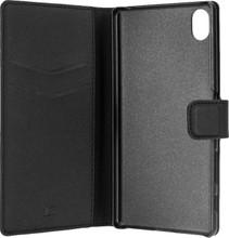 Xqisit Viskan Wallet Case Sony Xperia X Zwart