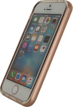 Mobilize Gelly Plus Case Apple iPhone 5/5S/SE Rose Gold