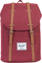 Herschel Retreat Winetasting Crosshatch/Tan Leather