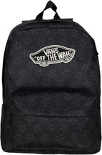 Vans Realm Backpack Star Dot Black
