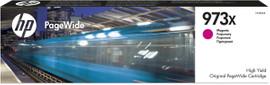 HP 973X PageWide Cartridge Magenta (F6T82AE)