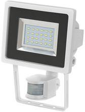 Brennenstuhl SMD-LED-Straler L DN 2405 PIR IP 44 Wit
