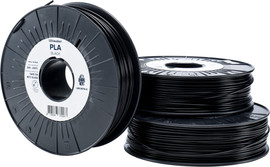 Ultimaker PLA Zwarte Filament 2.85 mm (0,75 kg)