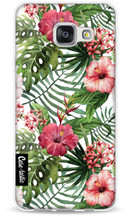 Casetastic Softcover Galaxy A3 (2016) Tropical Flowers